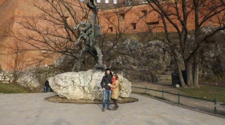 Cracovia e Auschwitz